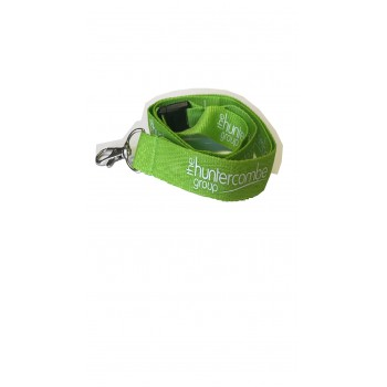 Green Lanyard (pack of 50)