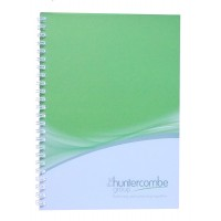 A5 Wiro Bound Notebook [Pack of 10]