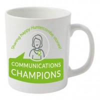 Communications Champions Mug